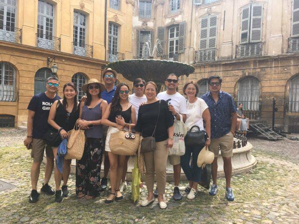 Visite Guidée Aix en Provence et Cézanne 2