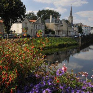 Guide Touristique Fontenay le Comte,Guide Fontenay le Comte