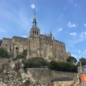 Le Mont Saint Michel visite guidée