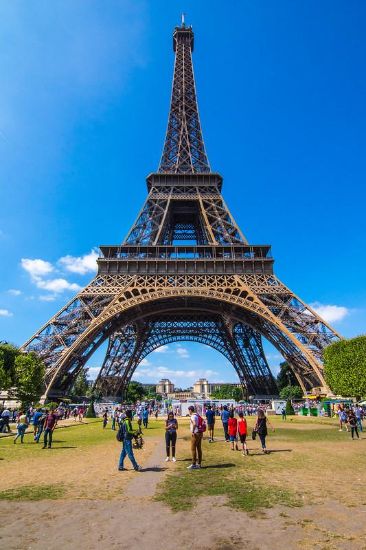 Paris visite guidée