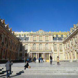 Visite Château Versailles