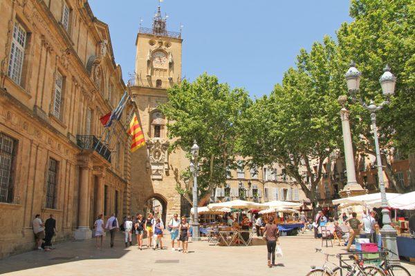 Excursion Aix-en-Provence