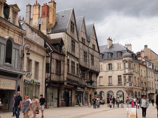 Visite guidée privée de Dijon 2