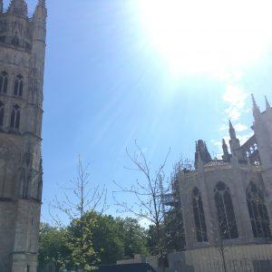Visite Centre de Bordeaux
