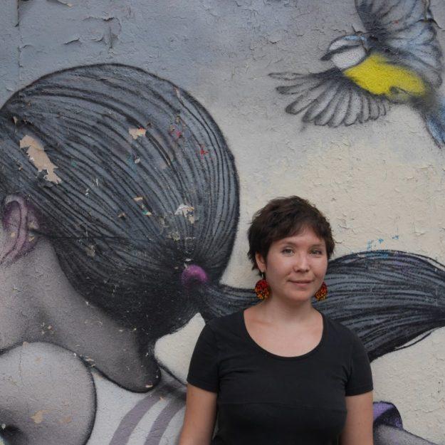 Chloé de Mavisite.paris, les visites dans la bonne humeur :)