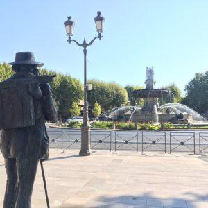 Guide Aix en Provence, visite guidée aix en provence