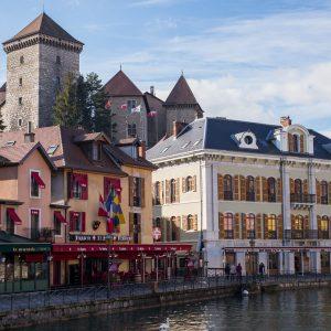 Visite Guidée d'Annecy