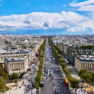 Visite Champs Elysées