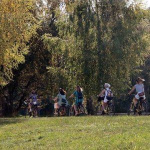 Visite d'Avignon à vélo, Visite Reims Vélo