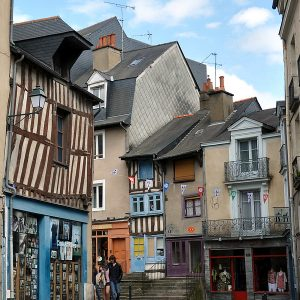 Guide Touristique Rennes