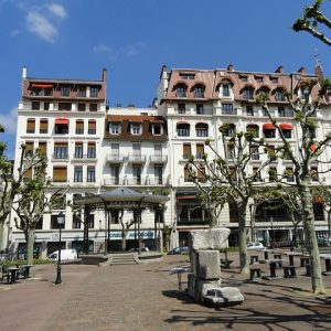 Visite Guidée Aix Les Bains