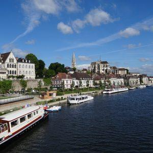 Guide Auxerre