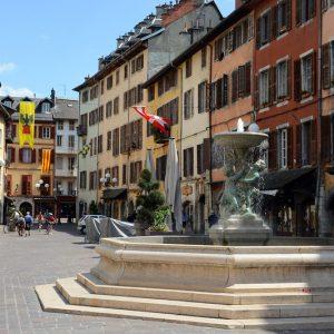 Guide Touristique Chambéry