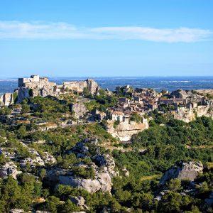 Excursion Les Baux-de-Provence, Visite Guidée des Baux de Provence