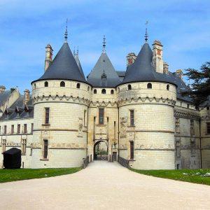 Visite Château Chaumont sur Loire