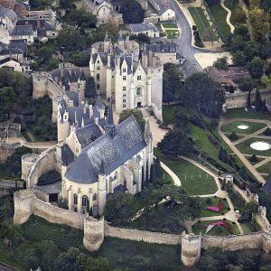 Visite Château Montreuil Bellay