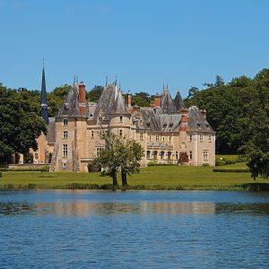 Guide Touristique Oizon, Château de la Verrerie