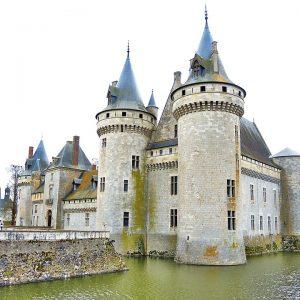 Guide Touristique Sully sur Loire