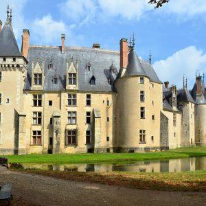 Guide Touristique Meillant,Visite Chateau Meillant