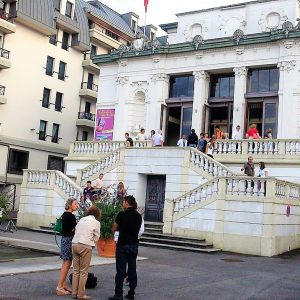 Visite Guidée Evian les Bains