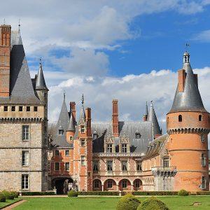 Visite Château Maintenon