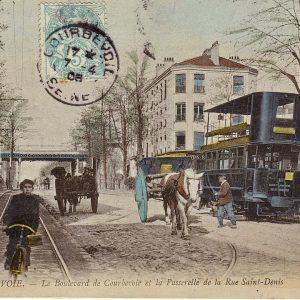 Visite Guidée Courbevoie