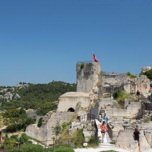 Excursion Arles et Les Baux-de-Provence