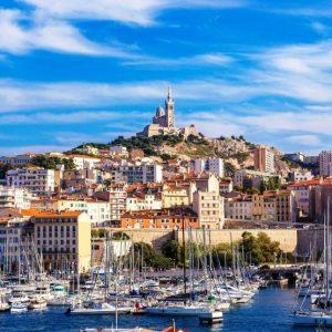 Excursion Avignon et Marseille