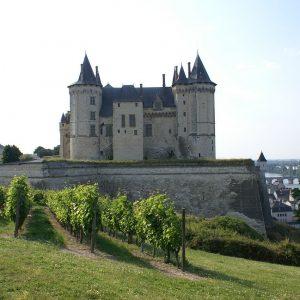 Visite Château Saumur