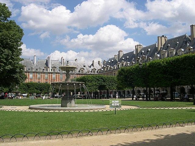 Visite privée du Marais