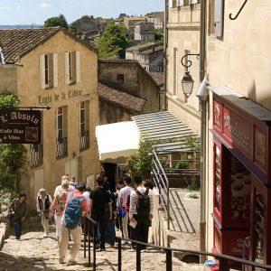 Visite Guidée Saint-Emilion