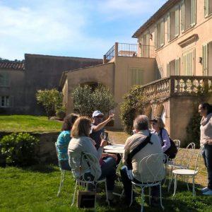 Tour Vignobles Saint Tropez
