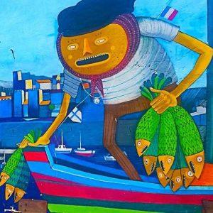 Visite Guidée Marseille Street Art