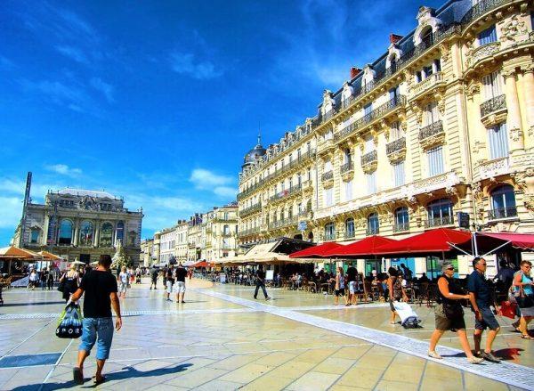 Visite Guidée de Montpellier 1
