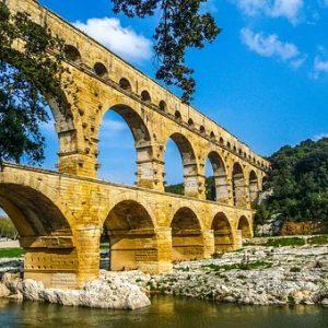 Excursion Nîmes et Pont du Gard