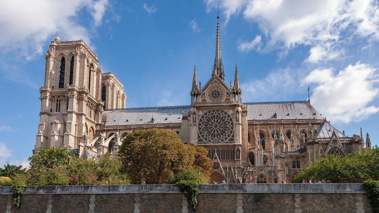Visite Notre Dame de Paris (2)