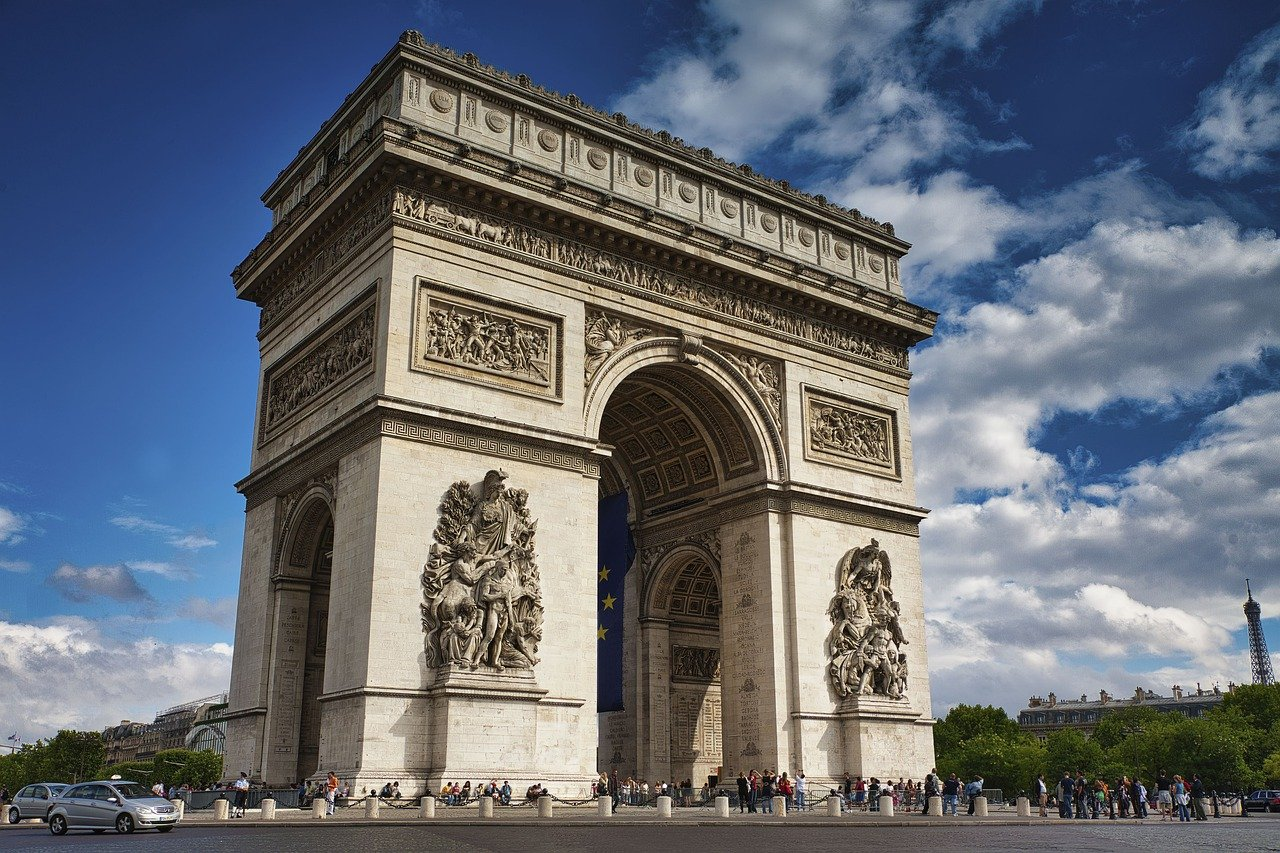 Visiter Arc de Triomphe