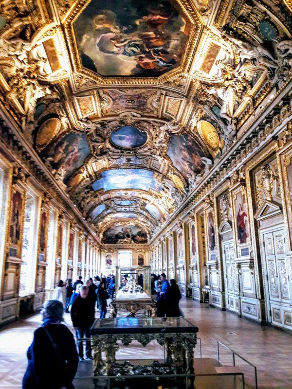 Le Louvre se découvre ! 2