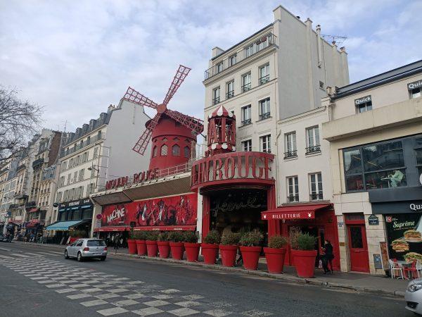 On Montmartre Hill ! 2