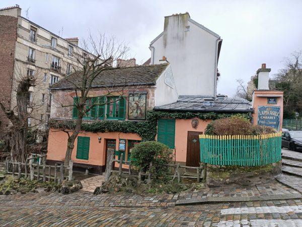 On Montmartre Hill ! 3