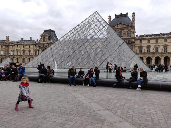 Le Louvre se découvre ! 1