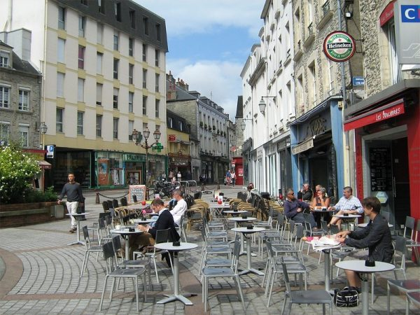 guide cherbourg