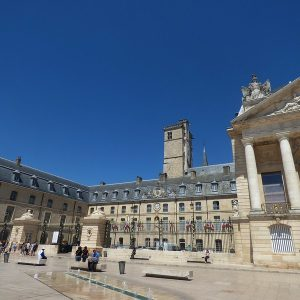 Dijon visite