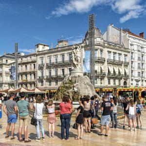 Montpellier Visite Guidée