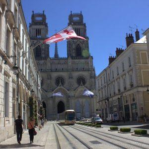 Orléans visite guidée, Guide Conférencier Orléans