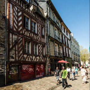 Rennes visite guidée