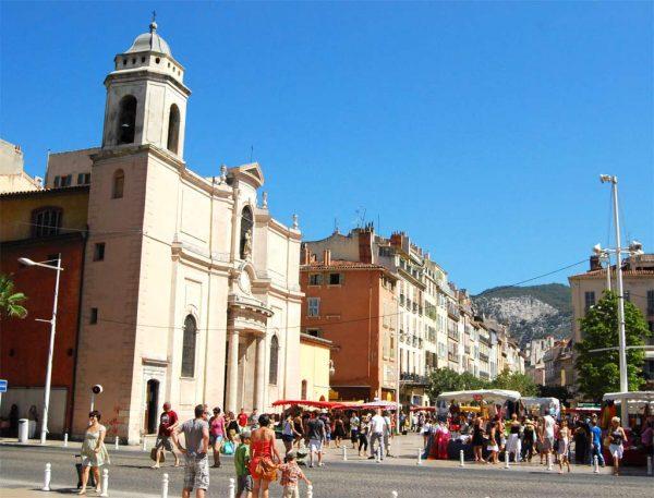 Visite Guidée Toulon
