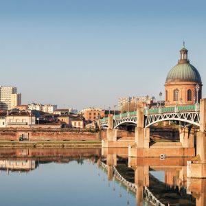 Toulouse visite guidée