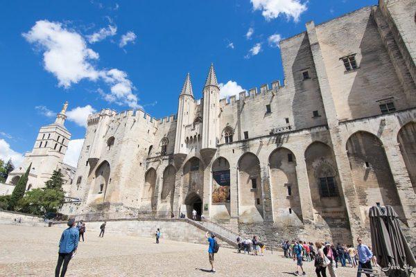 Avignon visite guidée