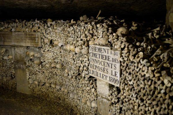 visite catacombes paris